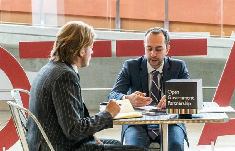 Էդուարդ Աղաջանյանը Օտտավայում մասնակցել է «Բաց կառավարման գործընկերության» բարձր մակարդակի համաժողովին