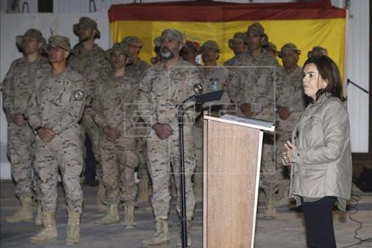 Իսպանիայի իշխանությունները պաշտոնապես ավարտել են ոչ մարտական առաքելությունն Աֆղանստանում