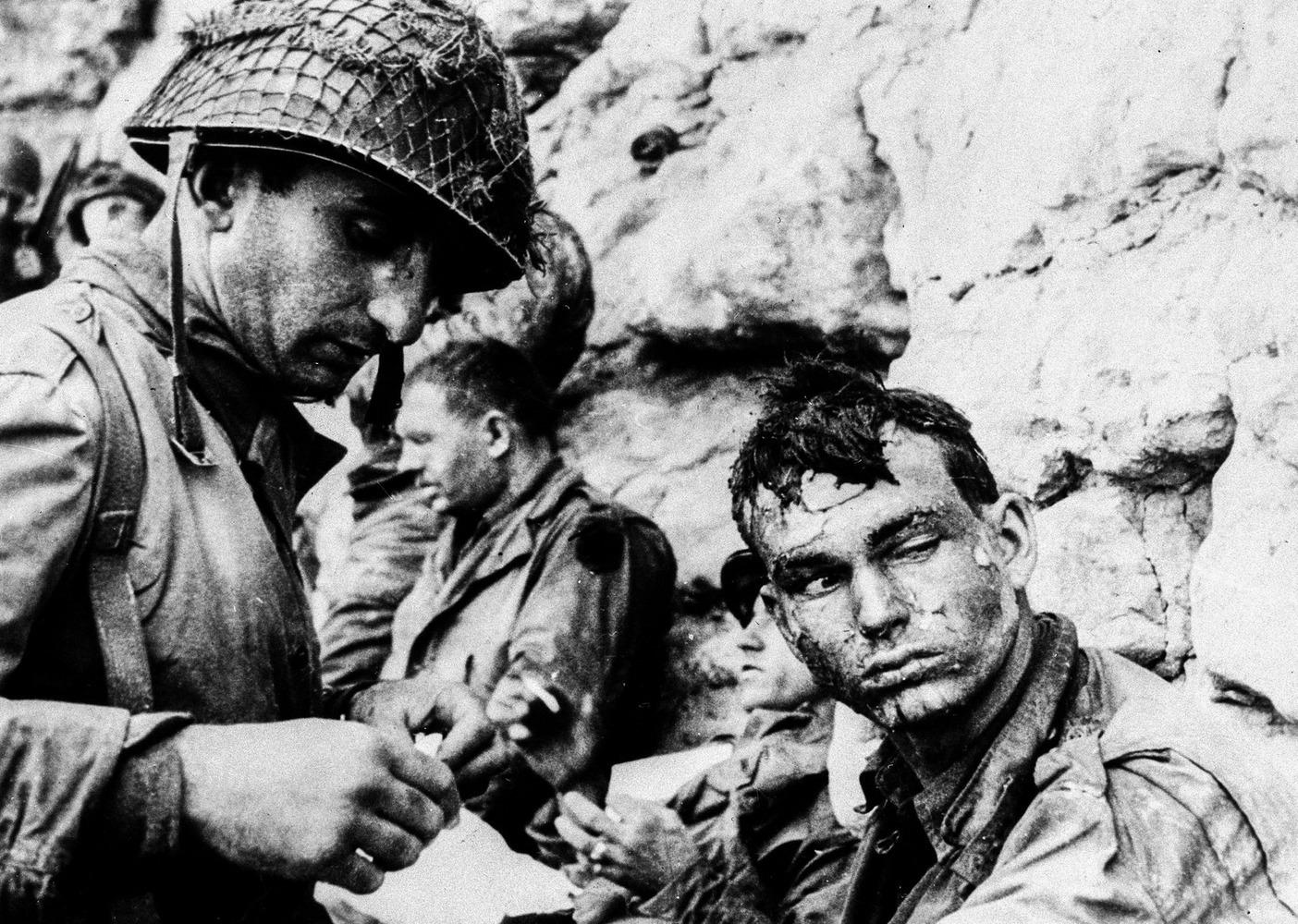 Պատերազմն այս զինվորների աչքերում է (ֆոտոշարք)