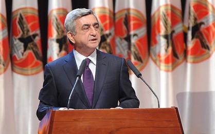 ՀՀԿ ԳՄ նիստը հետաձգվում է. Սերժ Սարգսյանը «զբաղված» Է. «Ժողովուրդ»