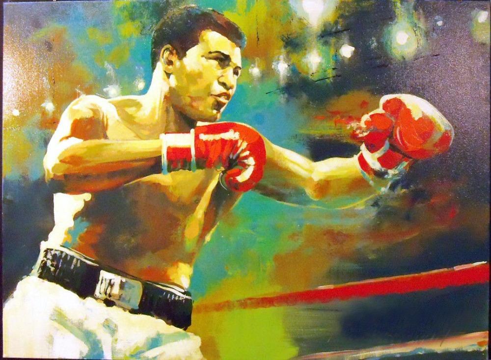 боксеры картинки красками картинки