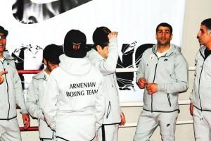 Թուրքերի առարկությունները՝ մերոնց Armenian Boxing Team գրառմամբ մարզաշապիկների հետ կապված (լուսանկար)