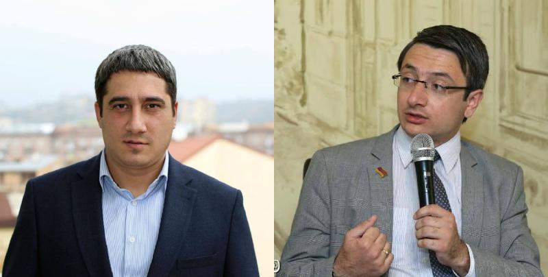 Այս աստիճա՞ն հարգանք չունեք սեփական խոսքի հանդեպ, հարգելինե՛րս,Գևորգ Գորգիսյանն ավելի հեռու է գնում.Էդգար Առաքելյան