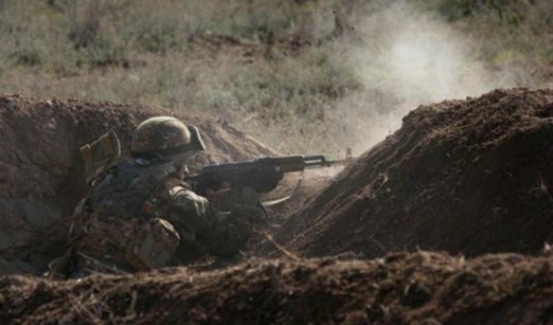 Հակառակորդի կրակոցից հրազենային վիրավորում ստացած ՊԲ ժամկետային զինծառայողի վիճակը ծանր է