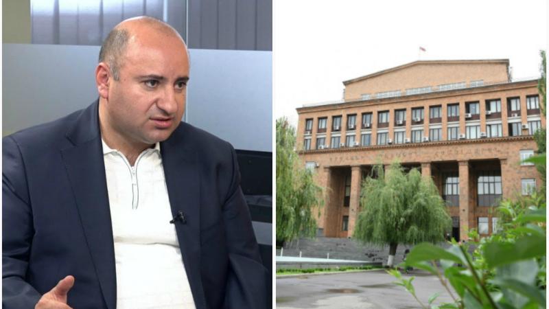 Կարգապահական վարույթ՝ ընդդեմ սահմանադրագետ Վարդան Այվազյանի. Ինչ քայլեր կհաջորդեն ԵՊՀ-ի կողմից. «Ժամանակ»