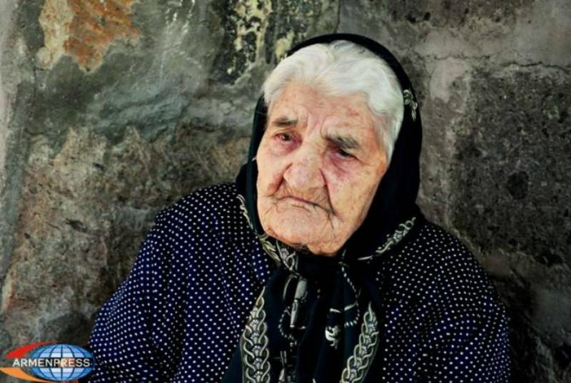 Հայոց ցեղասպանությունը վերապրած 108-ամյա Եպրաքսյա Գևորգյանը հարգանքի տուրք կմատուցի Ծիծեռնակաբերդում