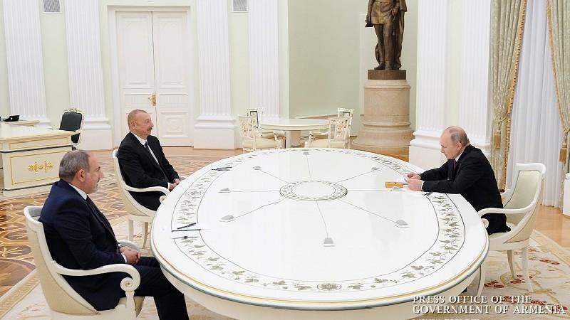ՌԴ նախագահի հանդիպումներն ու զրույցները Հայաստանի եւ Ադրբեջանի ղեկավարների հետ բավականին ուշագրավ են. «Ժողովուրդ»