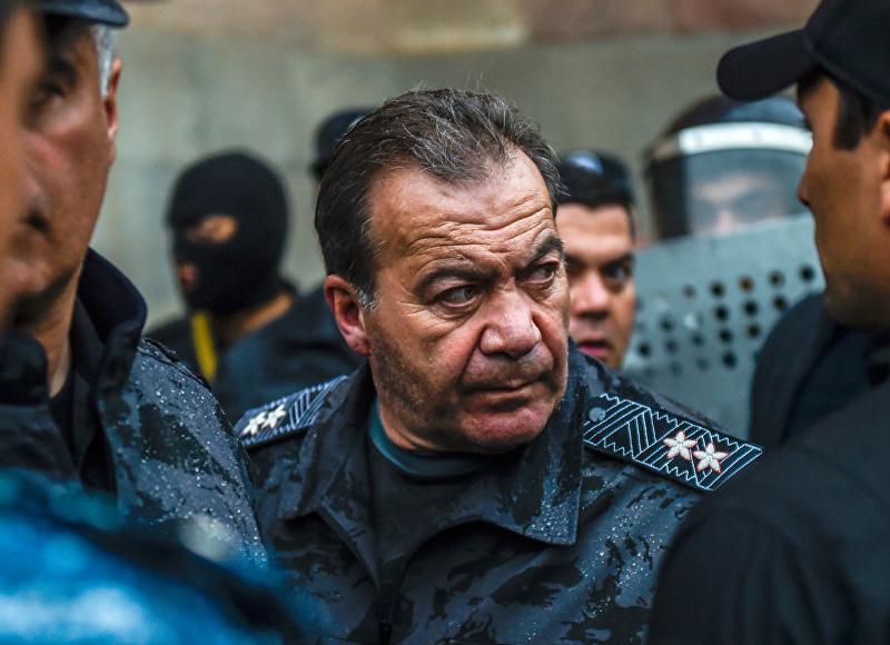 Երևանում տեղի ունեցած ծեծկռտուքի  կասկածյալներն են Լևոն Երանոսյանը, նրա որդին և փեսան