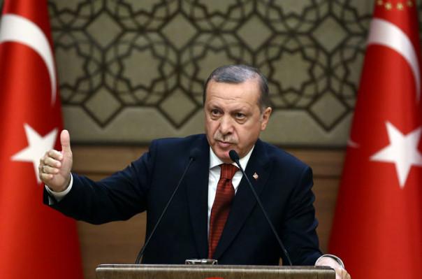 Թուրքիայում Էրդողանին վիրավորելու համար ձերբակալվել է Ստամբուլի շրջաններից մեկի ղեկավարի թիկնապահը