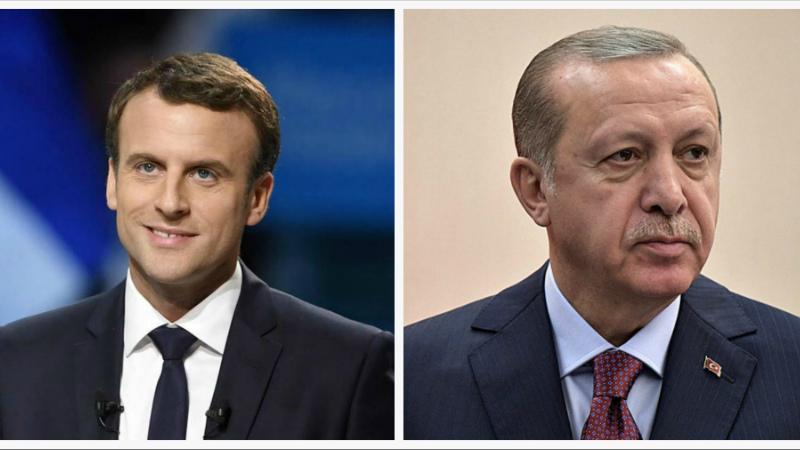 Մակրոնը հայտնել է Թուրքիայի նկատմամբ «կարմիր գծերի» քաղաքականություն սկսելու մասին