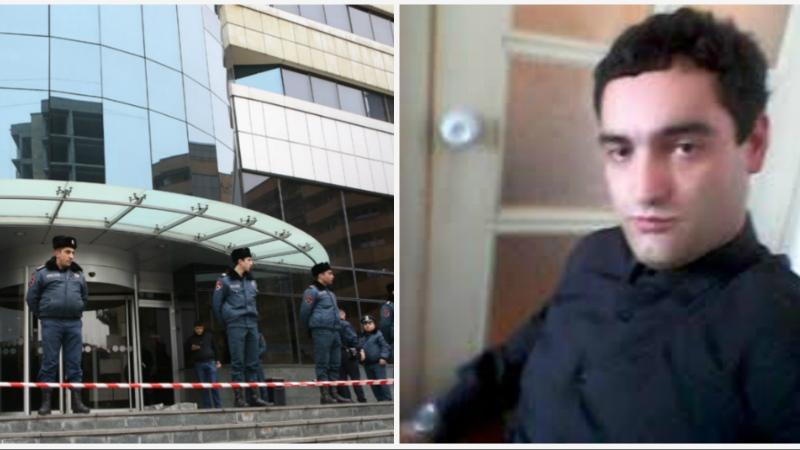 «Էրեբունի պլազա»-ում կրակոցներ արձակած Արթուր Թորոսյանը տեղափոխվել է հոգեբուժական հիմնարկ