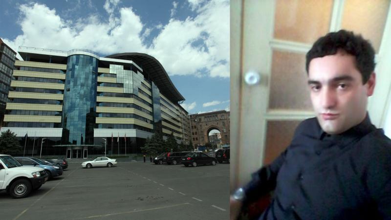 «Էրեբունի պլազա»-ում կրակոցներ արձակած անձը կալանավորվել է․ Քննչական կոմիտե