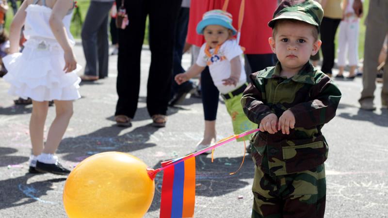Այսօր երեխաների պաշտպանության միջազգային օրն է