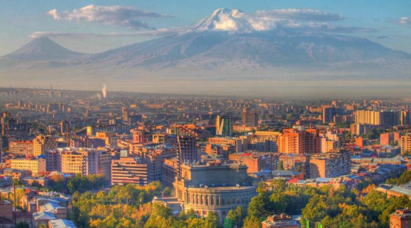 Երևանը 2801 տարեկան է