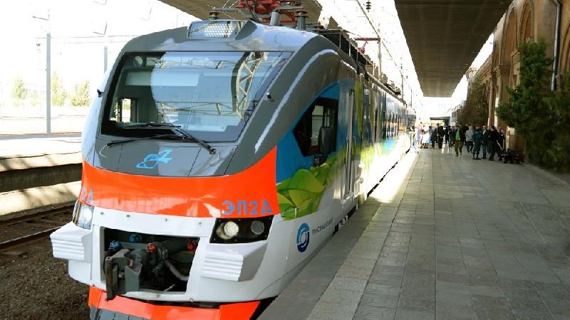 Գործարկվում է Երևան-Շորժա էլեկտրագնացքը