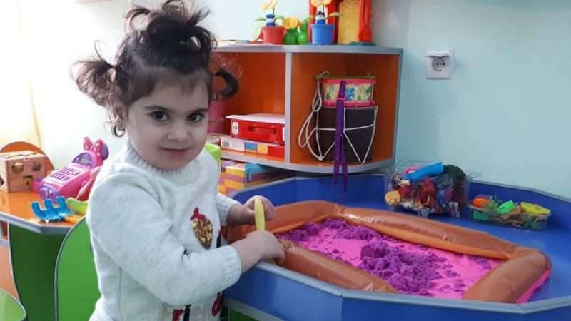 3 տարեկան Մարիամը հաղթահարել է COVID ասոցացված կավասակիանման հիվանդությունը