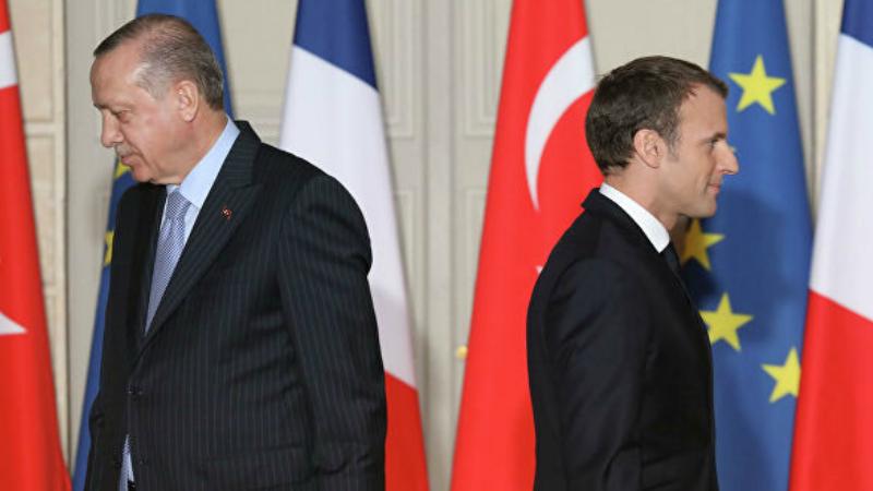 Ֆրանսիան հետ է կանչում Թուրքիայում իր դեսպանին․ «France Press»