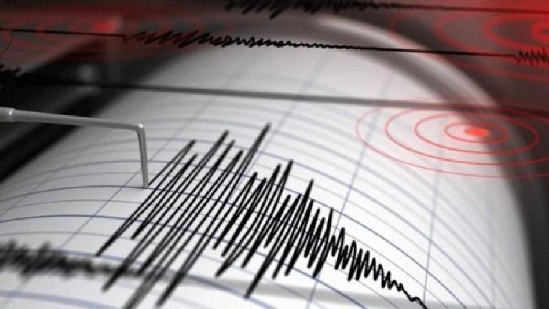Երկրաշարժ Ելփին գյուղից 14 կմ հյուսիս-արևմուտք