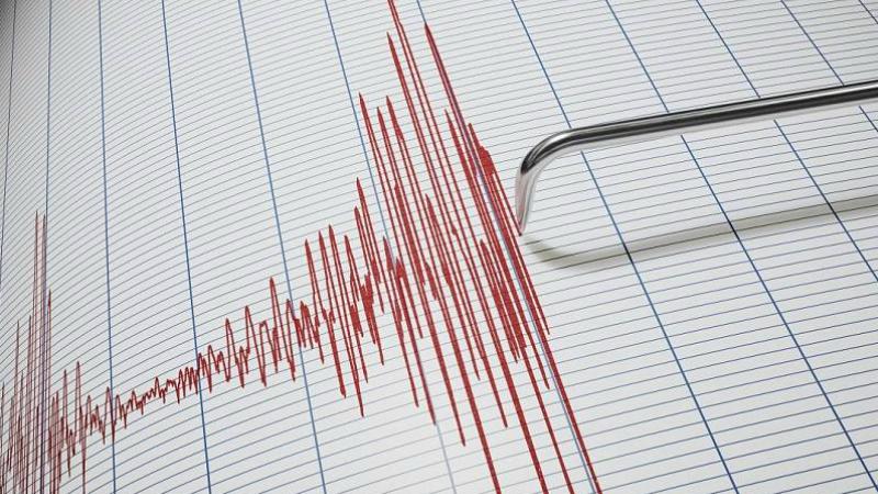 Երկրաշարժ` Ելփին գյուղից 8 կմ հյուսիս-արևմուտք
