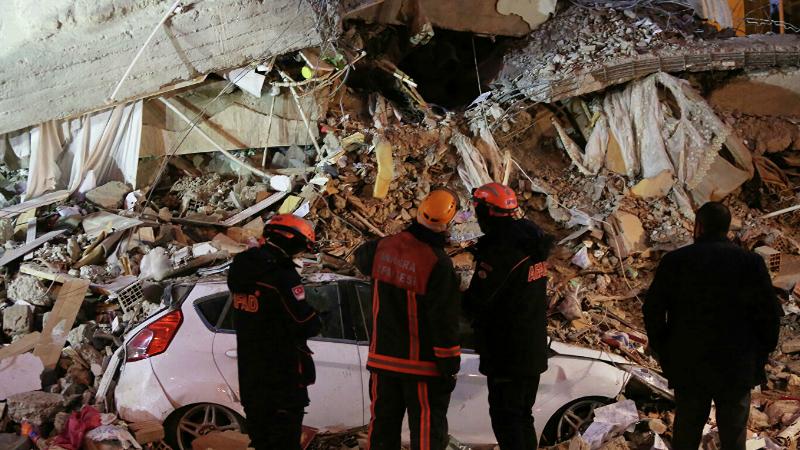 Թուրքիայի արևելքում երկրաշարժի հետևանքով 5 մարդ է տուժել