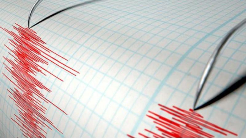 Երկրաշարժ Մարտունի քաղաքից 18 կմ հարավ-արևելք