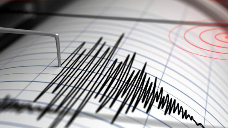 Երկրաշարժ Շիրակի մարզի Բավրա գյուղից 13 կմ հյուսիս-արևելք. այն 3 բալ ուժգնությամբ զգացվել է ՀՀ տարածքում