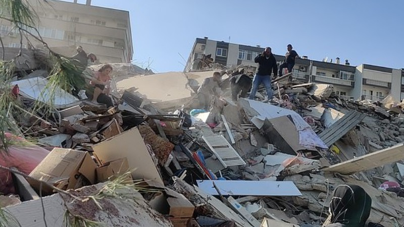 Թուրքիայում երկրաշարժի հետևանքով զոհերի թիվը հասել է 43-ի