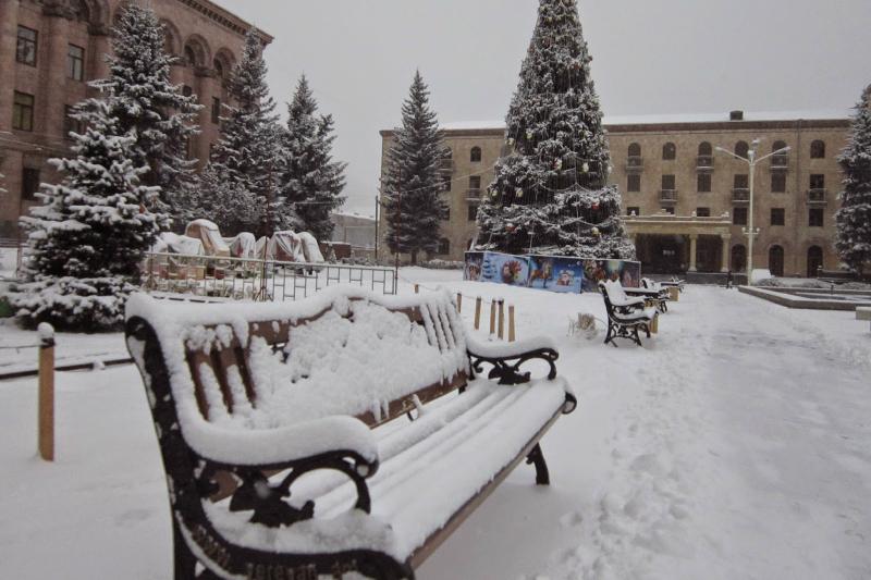 Եղանակը Երևանում և մարզերում