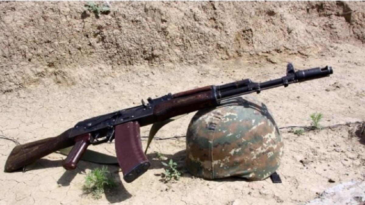 Հակառակորդի կրակոցից 28-ամյա պայմանագրային զինծառայող է զոհվել