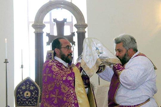 Գյումրիում վերաօծվեց Ս. Գրիգոր Լուսավորիչ /Գեղացոց ժամ/ եկեղեցին