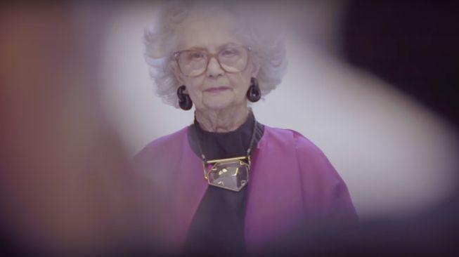 Vogue-ի նոր դեմքը 100 տարեկան է (լուսանկար, տեսանյութ)
