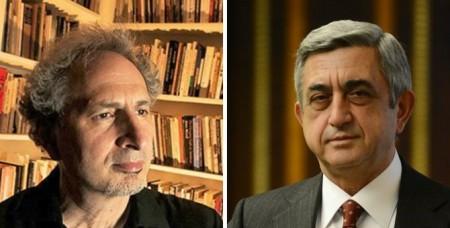 Նախագահը շնորհավորական ուղերձ է հղել Փիթեր Բալաքյանին՝ Պուլիցերյան մրցանակին արժանանալու առթիվ