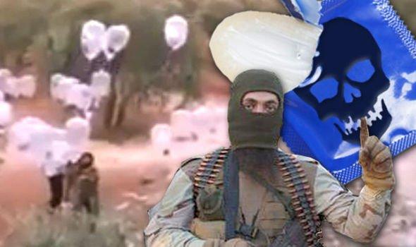 Ի՞նչ նպատակով են կիրառում պահպանակներն «Իսլամական պետության» զինյալները