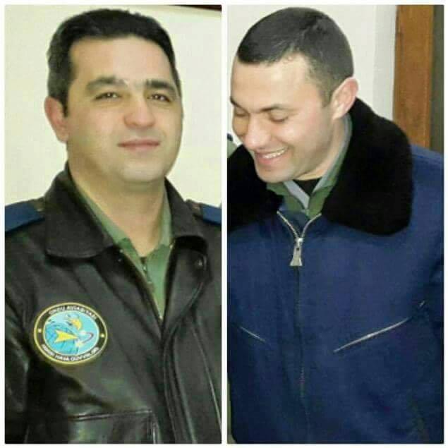 Այսօր ոչնչացված ադրբեջանցի օդաչուներից ևս երկուսը՝ երկու մայոր