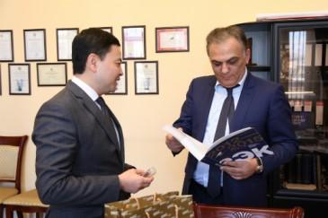 ԵՏՄ-ում Հայաստանն ունի ավելի լայն հնարավորություններ՝ տրանսպորտային ոլորտի զարգացման համար. Բեգլարյան