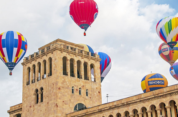 Երևանը կմասնակցի Ռյազանում աշխարհի հինավուրց քաղաքներին նվիրված ֆորումին