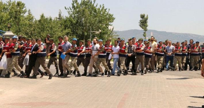 Թուրքիայում հեղաշրջման փորձի գործով 320 մեղադրյալ ցմահ ազատազրկման է դատապարտվել