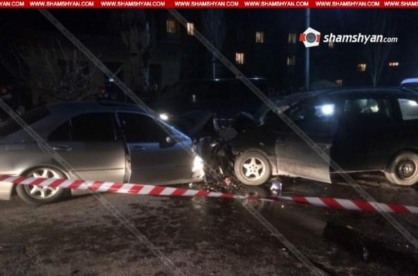 Գյումրիում տեղի ունեցած ավտովթարի հետևանքով զոհվել է 2 մարդ