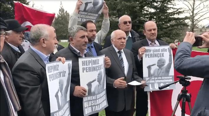 Ժնևում Հայոց ցեղասպանության հուշարձանի տեղադրման շուրջ թուրքերը աղմուկ են բարձրացրել