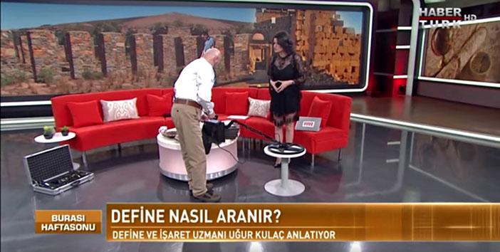 Թուրքական «Haberturk» հեռուստաընկերության եթերում մարդկանց բացատրել են, թե ինչպես փորել և գտնել հայերի ոսկիները