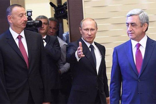 Ռուսաստանի մեծ խաղը Կովկասում և ԼՂ խնդիրը (2008-2016)