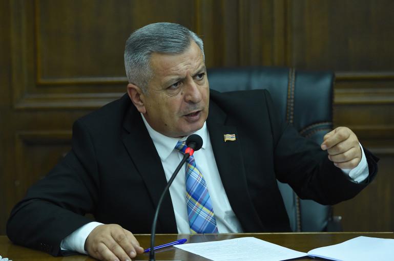 Մենք ընդամենն ասում ենք, որ ՀՀ-ում կոռուպցիա չկա, բայց դա բավարար չէ ներդրումների համար, որոշակիություն է պետք․ Սերգեյ Բագրատյան