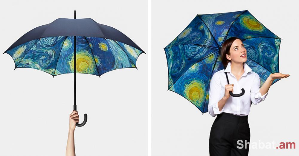 Աշխարհի նորագույն անձրևանոցները (լուսանկարներ)