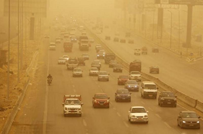 Իրանում ավազային փոթորկի պատճառով շուրջ 450 մարդ դիմել է բուժօգնության
