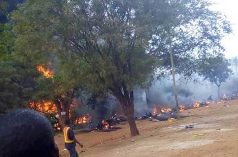 Տանզանիայում բենզատարի պայթելու հետևանքով առնվազն 60 մարդ է ողջ-ողջ այրվել (տեսանյութ)