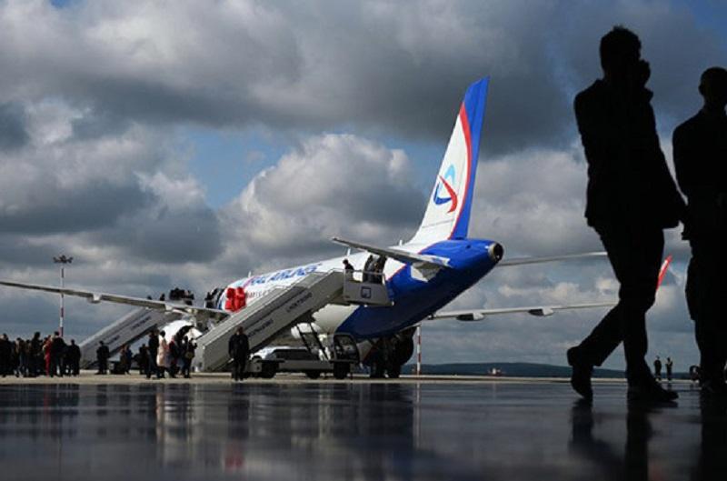 Երևան եկող ինքնաթիռը ստիպված է եղել վերադառնալ Եկատերինբուրգ