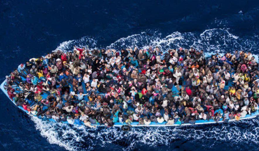 Տարեսկզբից Միջերկրական ծովով Եվրոպա են ժամանել ավելի քան 177 հազար միգրանտներ