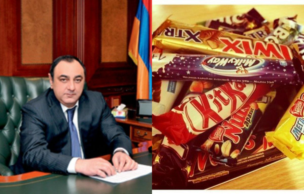 Իմ հետ ոչ մի մարդ չի կարա փայ մտնի, տենց մարդ չի ծնվել. «Twix», «Snickers» և մյուս շոկոլադների ներկրող պատգամավոր. «Ժողովուրդ»