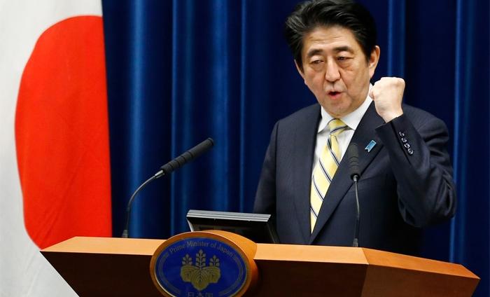Ճապոնիայի վարչապետը ծիսական ընծա է ուղարկել միլիտարիզմի խորհրդանիշ Յասուկունի տաճար