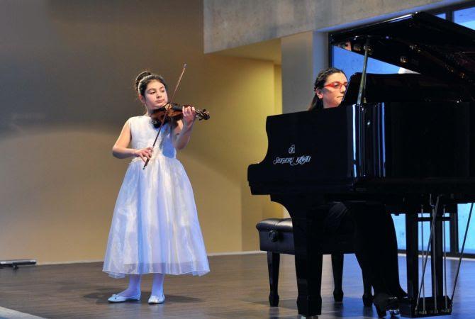 Երևանում պատանի երաժիշտ-կատարողների համար վարպետության դասընթացներ կանցկացվեն